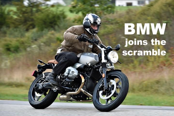 Preview: Costa rides the BMW R nine T Scrambler
