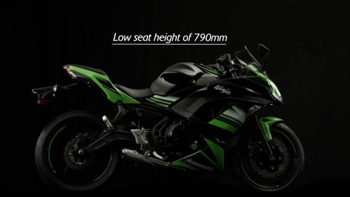 Intermot: Here's the new Ninja 650