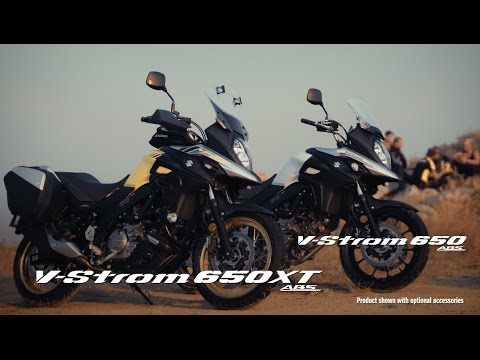 Intermot: Suzuki updates V-Strom 650 lineup
