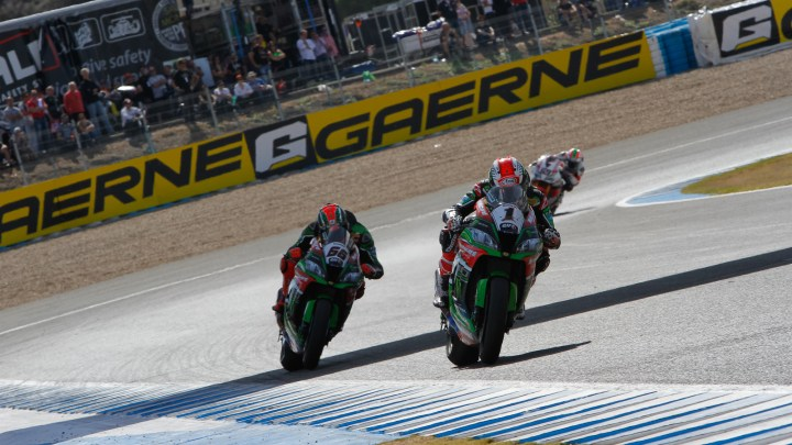 Race Report: Jerez World Superbike