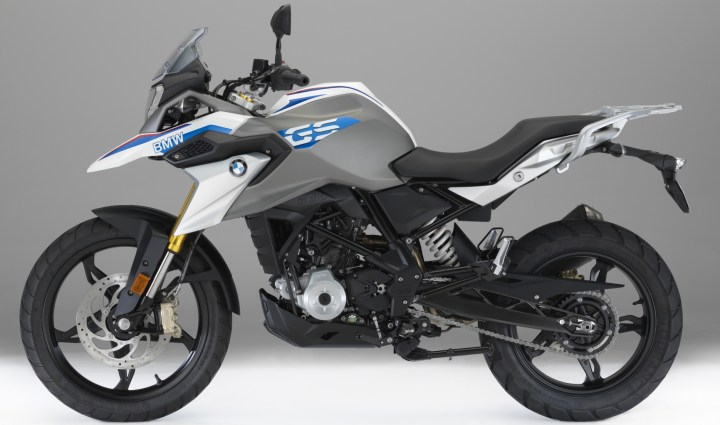 EICMA: BMW G310 GS offers affordable ADV action