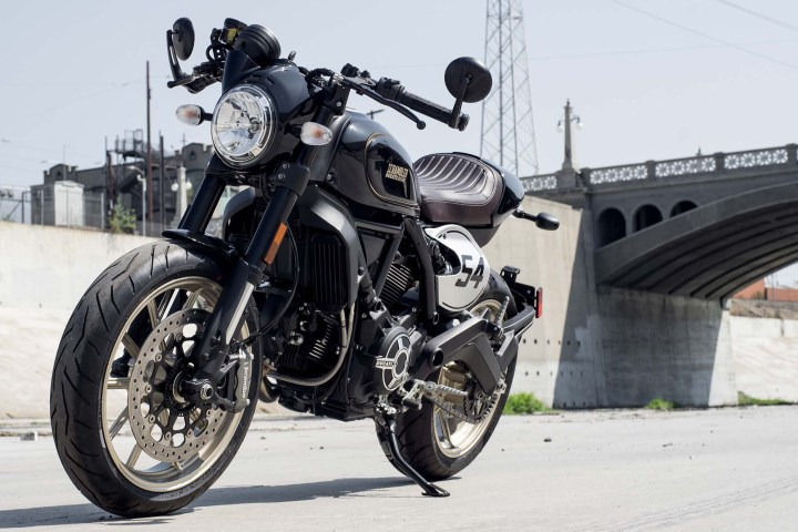 Eicma The New Ducati Scrambler Cafe Racer Does Not Suck Canada