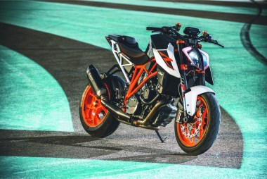 The KTM 1290 Duke R upgrades prove the naked bike segment is stronger than ever.