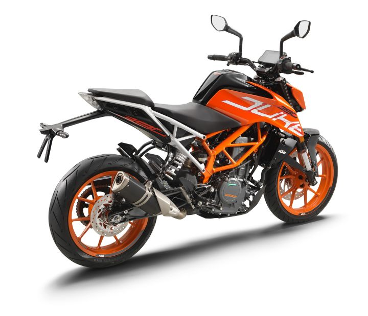 EICMA: KTM 390 Duke gets restyle, other changes