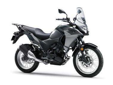 The Versys-X 300 recycles old Kawi technology to keep prices down.