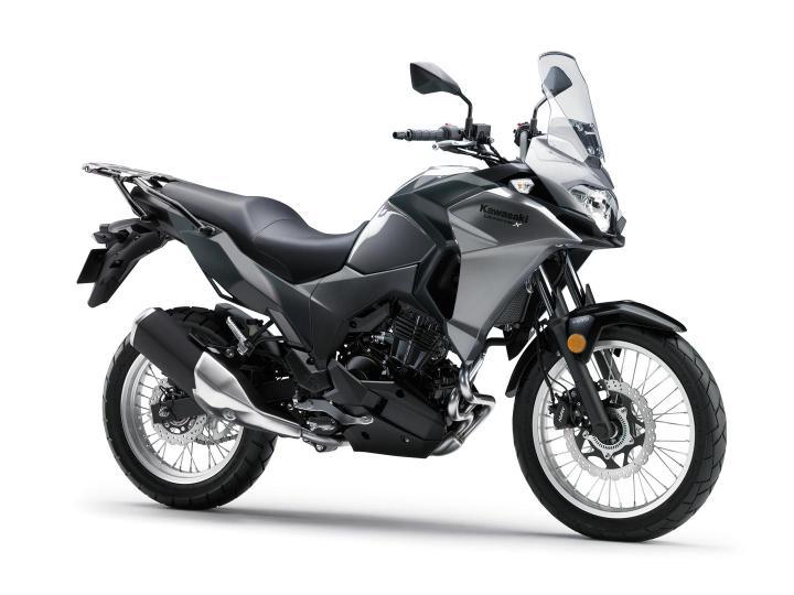 More Kawasaki Versys-X 300 specs revealed