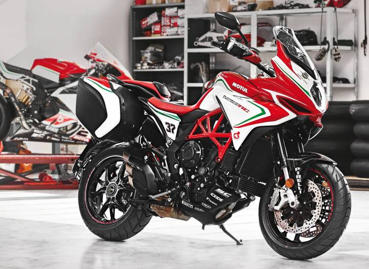 A better sport tourer: MV Agusta Turismo Veloce RC debuts