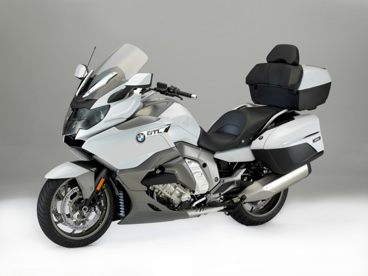 EICMA: BMW K1600 GTL updated for 2017
