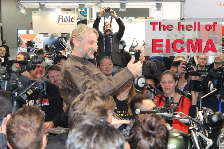 EICMA: Costa's view