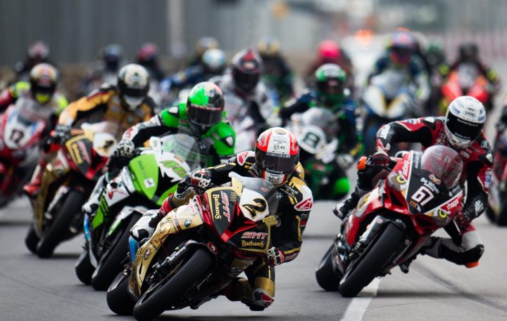 2016 Macau GP results