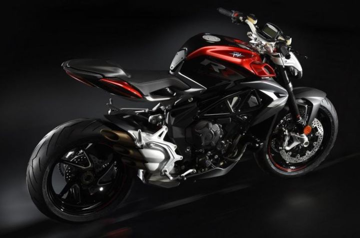 EICMA: MV Agusta Brutale 800RR revealed