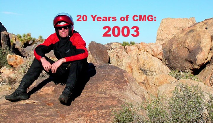20 Years of CMG: The U.S. tour