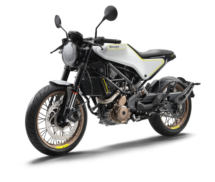 Husqvarna to start production in Bajaj's Indian factories