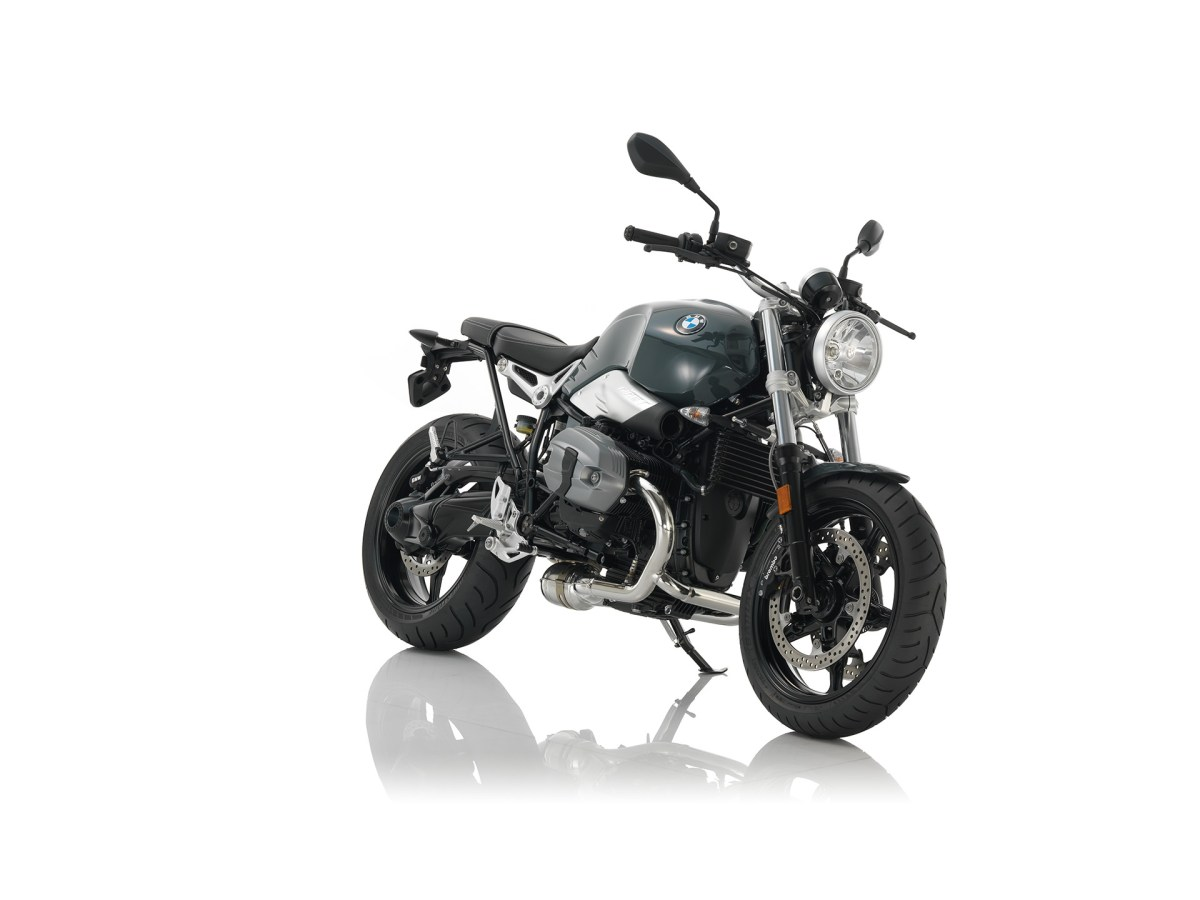 BMW offering Roland Sands-designed custom bits for R NineT