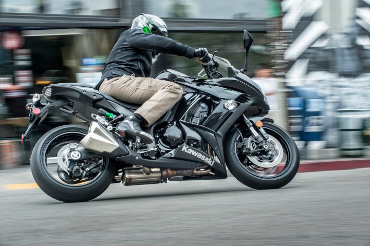 Test Ride: Kawasaki Ninja 1000 ABS