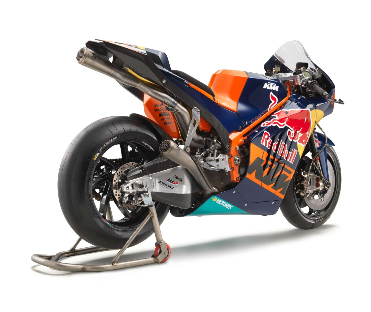 The KTM RC16 should be here in 2018