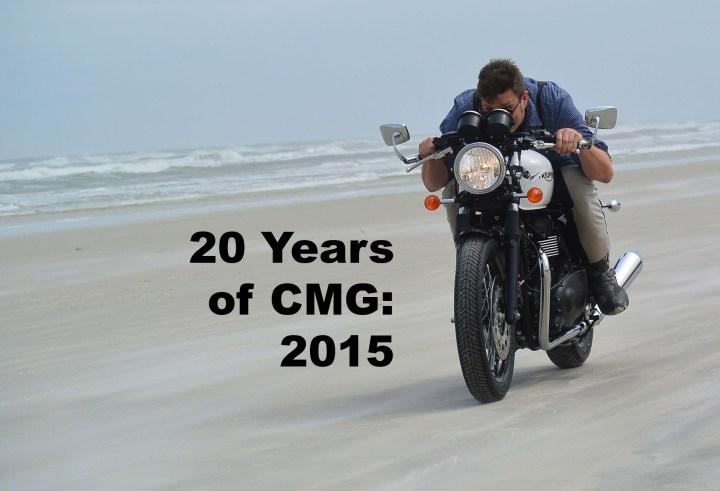 20 Years of CMG: Triumphs at Daytona