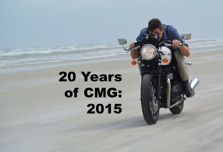 20 Years of CMG: Triumphs at Daytona