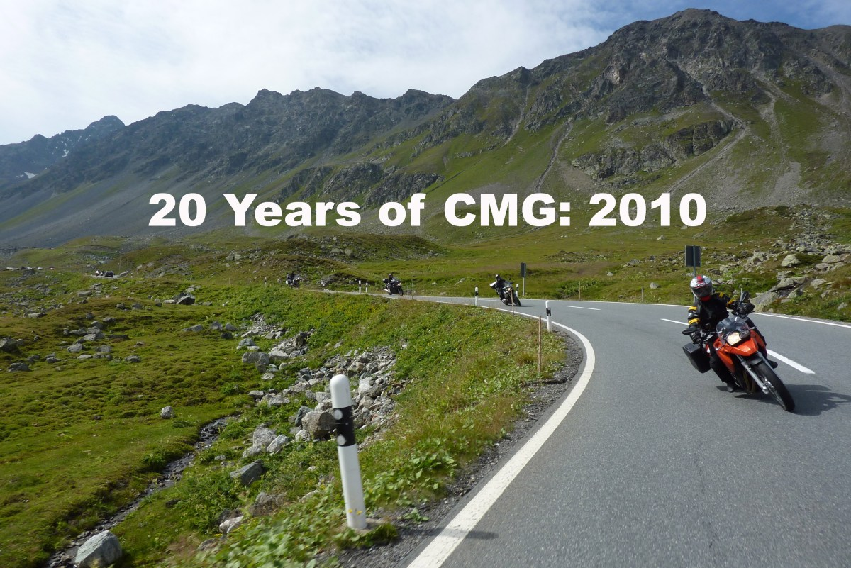 20 Years of CMG: The European tour