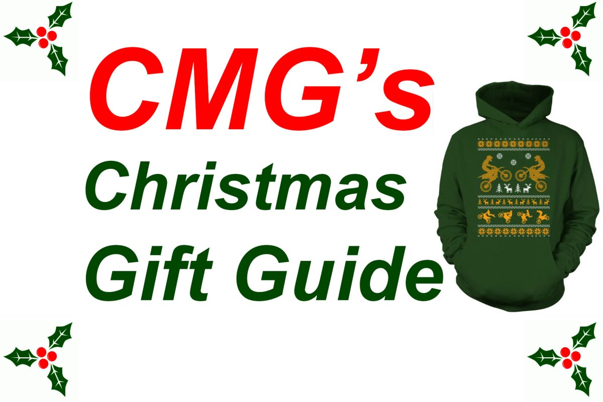 The CMG Motorcycle Christmas Gift Guide