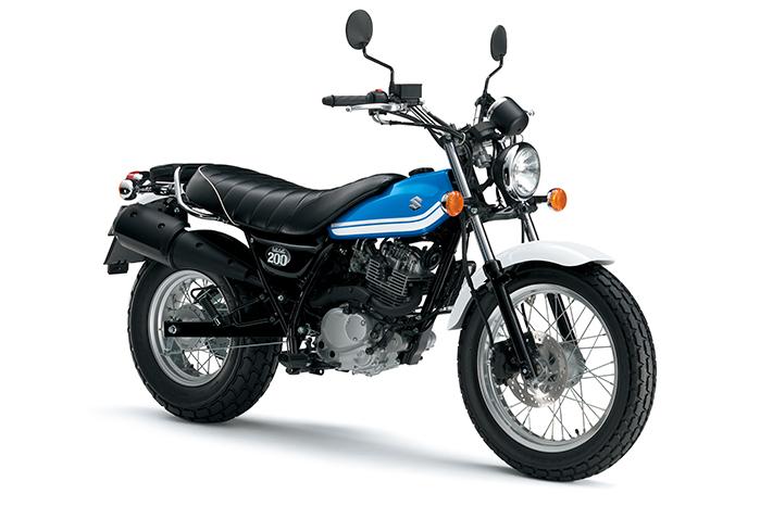 Suzuki VanVan 200