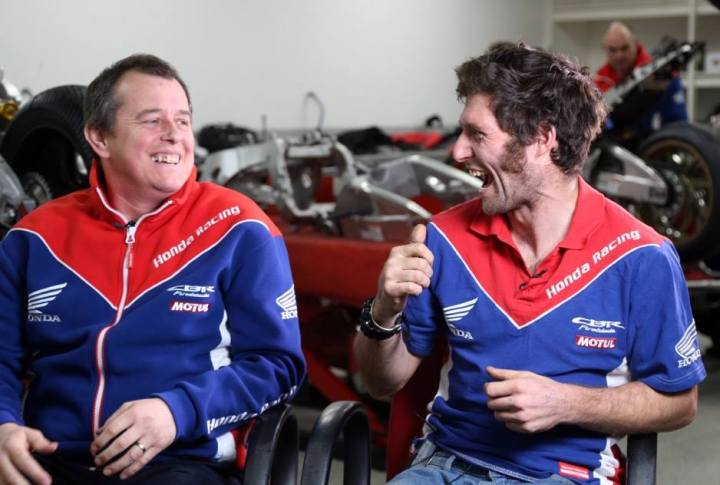 Guy Martin, John McGuinness teammates for Mugen's electric TT challenge