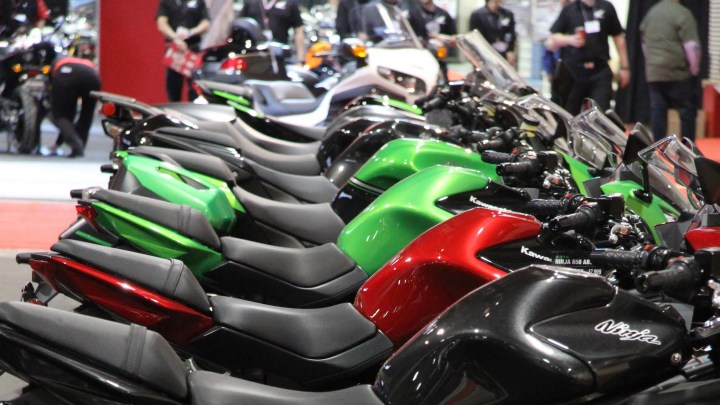 How to buy a new motorcycle
