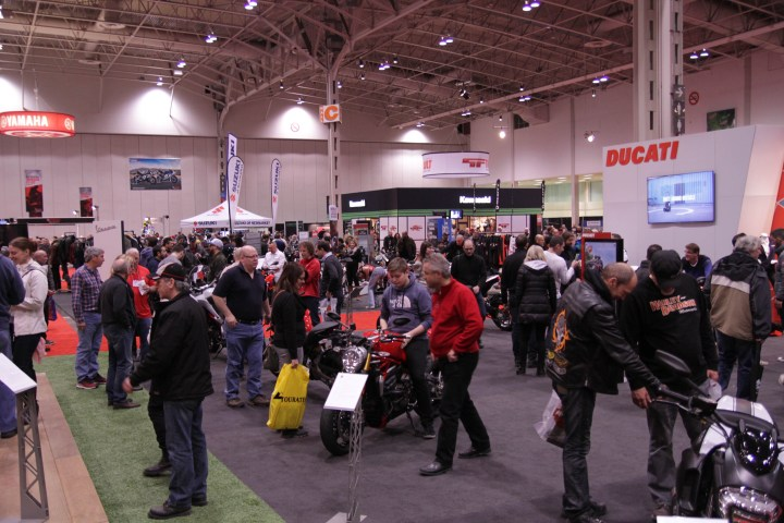 Opinion: The Motorcycle Show