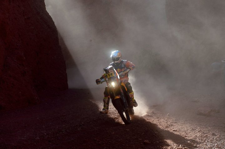 Rumour: Dakar headed to Saudi Arabia