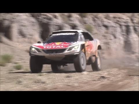 2017 Dakar, Stage 8