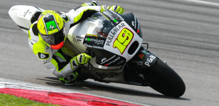 Iannone, Suzuki atop second day of Sepang test
