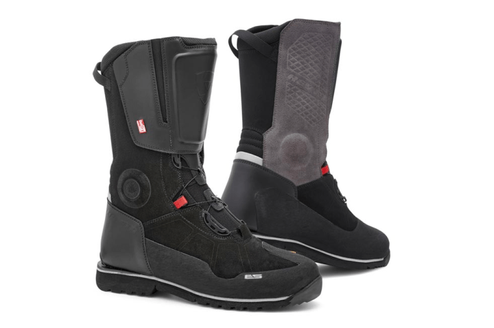 REV'IT Discovery Outdry are the adventure boots riders have been asking for