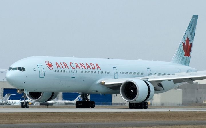 AIR CANADA motorcycle