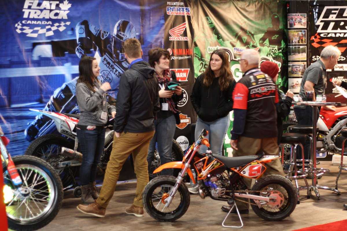 Toronto Motorcycle Show kicks off Friday