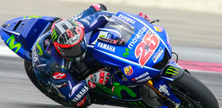 Maverick Viñales tops on third day of Sepang test