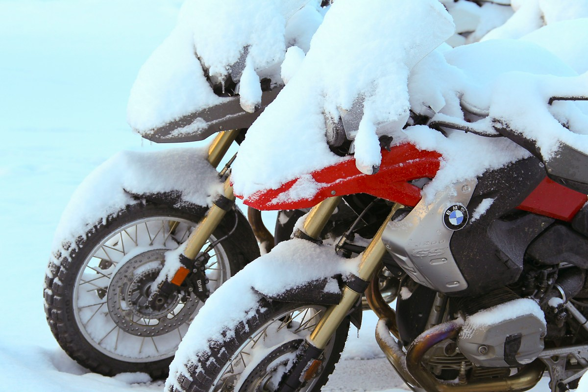 Quebec's law against winter riding
