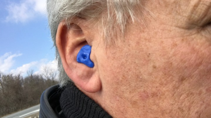 Hearing loss – and help – for motorcycle riders