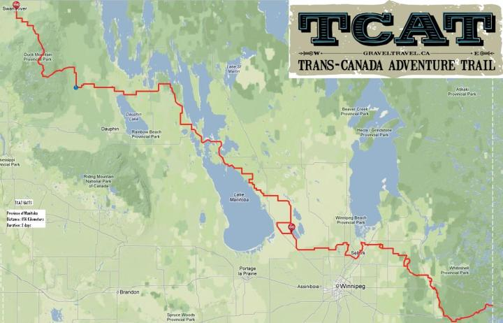 Trans Canada Adventure Trail