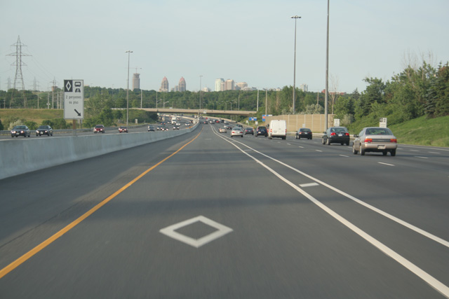 Globe and Mail: Do motorcycles belong in Ontario's HOV lanes?