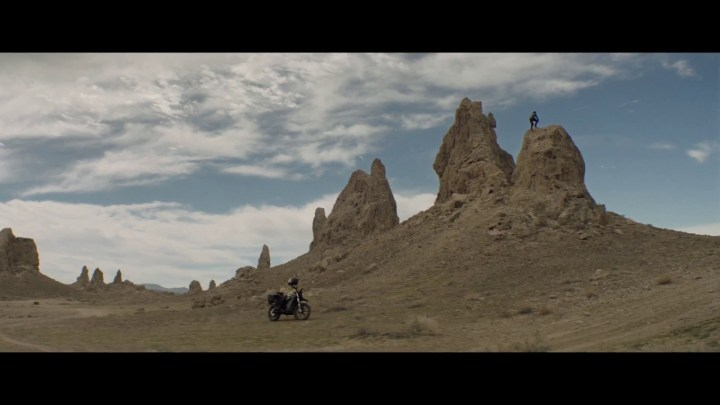 Zero Motorcycles advert is a primer in bike purchase excuses