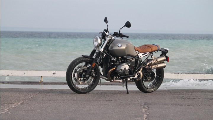 CMG's long-term BMW Scrambler
