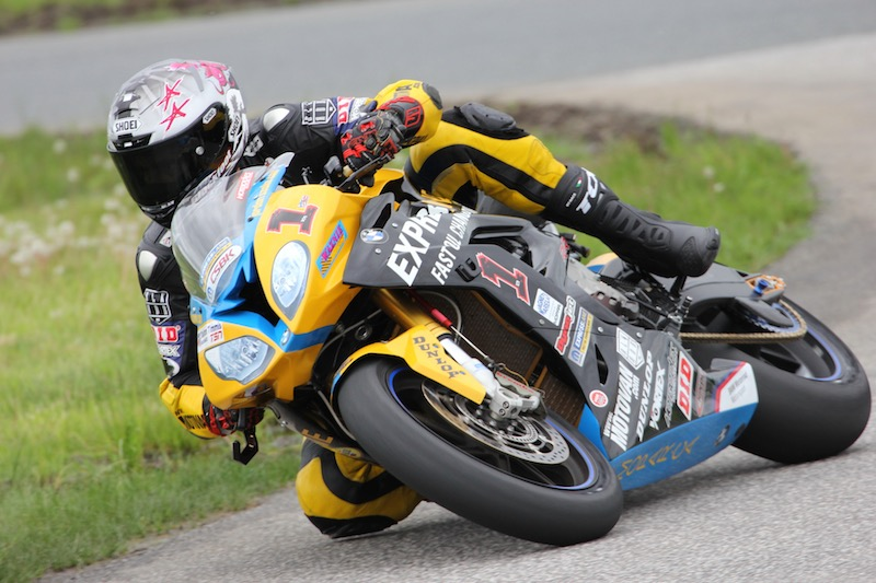 Race results: Shannonville Canadian Superbike