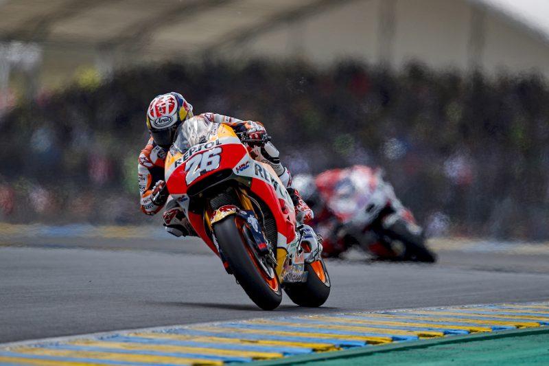 Race results: Le Mans MotoGP