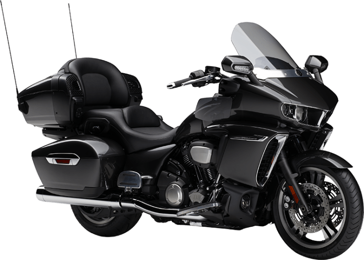 The Yamaha Star Venture is a touring behemoth