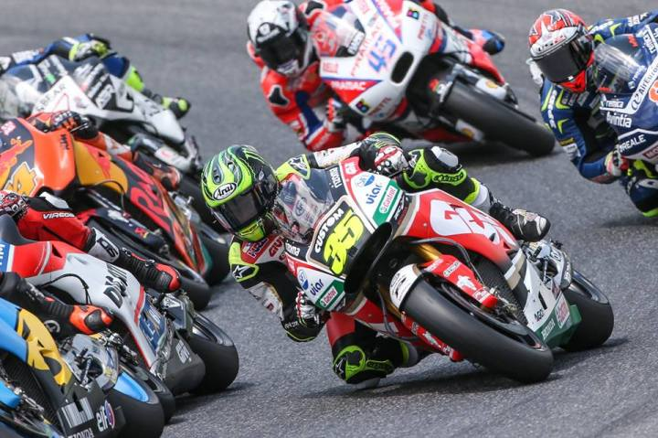 Race results: Mugello MotoGP