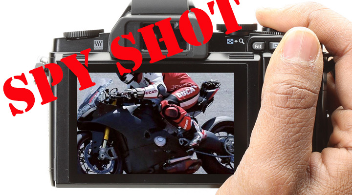 More spy shots of new Ducati V4 superbike project surface