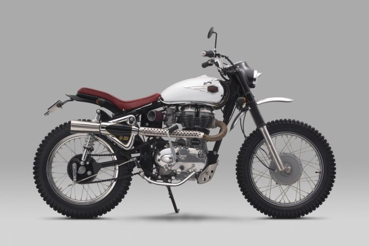 Here's the Scrambler that Royal Enfield should be building