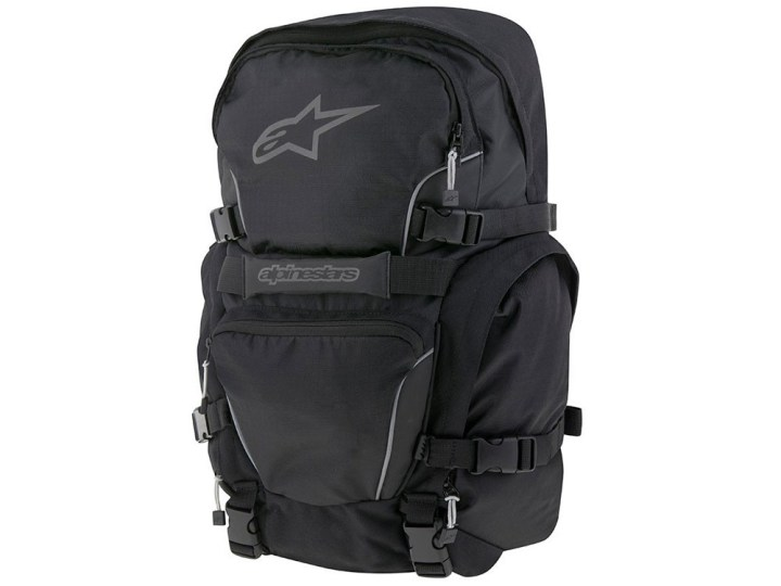First impressions: Alpinestars Force 25 backpack