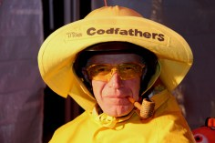 Nigel Hawksworth, a Codfather if ever there was one.