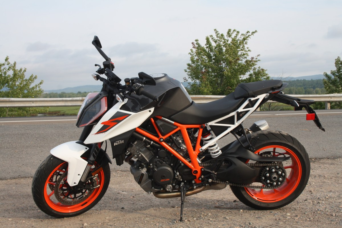 The Super Duke R Experience